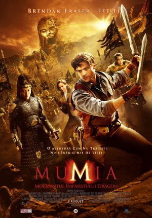 The Mummy: Tomb of the Dragon Emperor 1235x1772