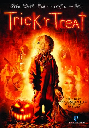 Trick 'r Treat Cover