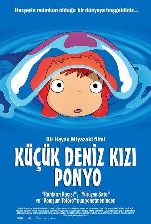 Ponyo: Das grosse Abenteuer am Meer 3000x4445