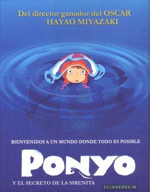 Ponyo en el acantilado 710x903