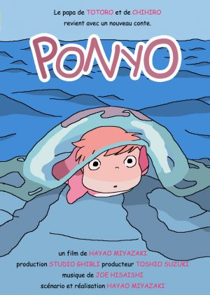 Ponyo: Das grosse Abenteuer am Meer 1035x1451