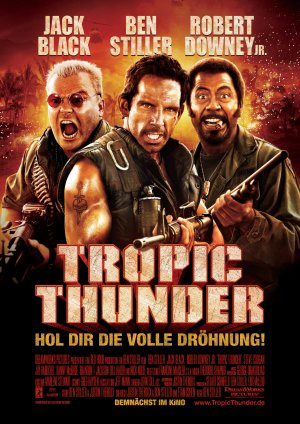 Tropic Thunder 1754x2480