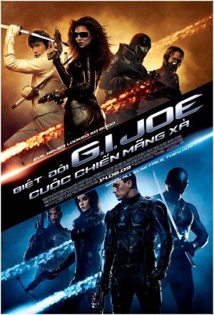G.I. Joe: The Rise of Cobra 1098x1617