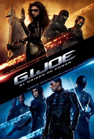 G.I. Joe: The Rise of Cobra 1594x2362