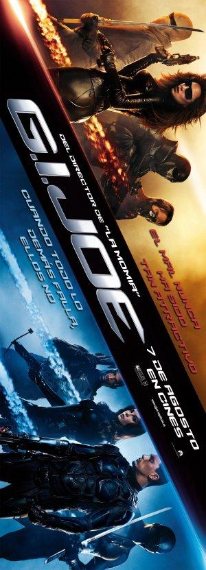 G.I. Joe: The Rise of Cobra 1804x5000