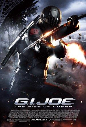 G.I. Joe: The Rise of Cobra 1394x2064
