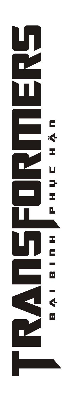 Transformers: Die Rache 300x1643