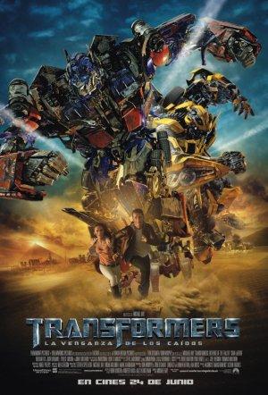 Transformers: Die Rache 955x1408