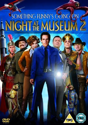 Night at the Museum: Battle of the Smithsonian 1410x1999