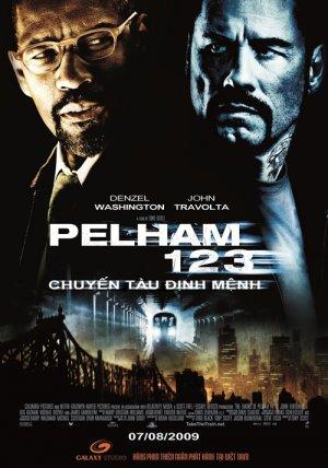 The Taking of Pelham 123 500x714