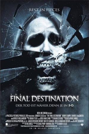 The Final Destination Poster