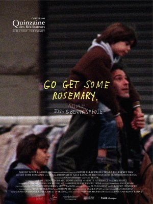 Go Get Some Rosemary Poster