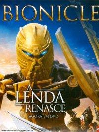 Bionicle: Die Legende Erwacht poster