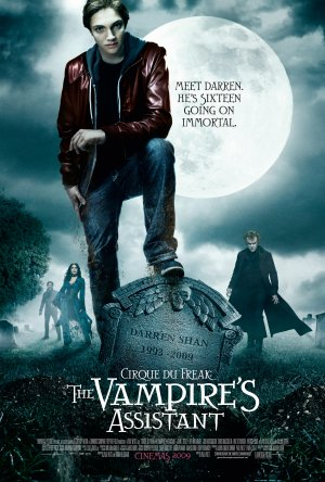 Cirque du Freak: The Vampire's Assistant Poster