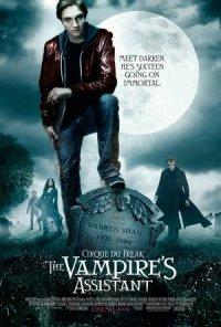 El aprendiz de vampiro poster