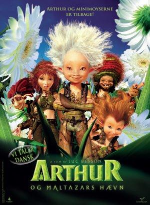 Arthur et la vengeance de Maltazard 3647x5000