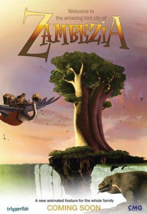 Zambezia - In jedem steckt ein kleiner Held 345x500