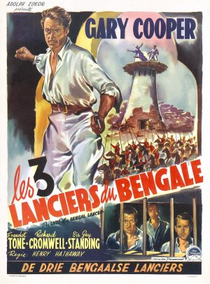 The Lives of a Bengal Lancer 2000x2700