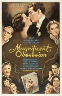 Magnificent Obsession poster