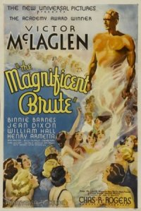 Magnificent Brute poster