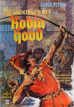 The Adventures of Robin Hood 2230x3215