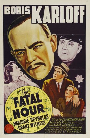 The Fatal Hour Poster