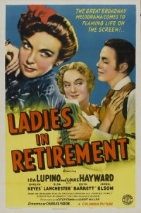 Ladies in Retirement poster