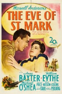 The Eve of St. Mark poster