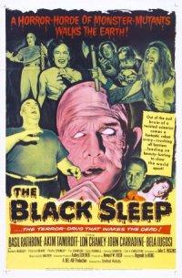 The Black Sleep poster