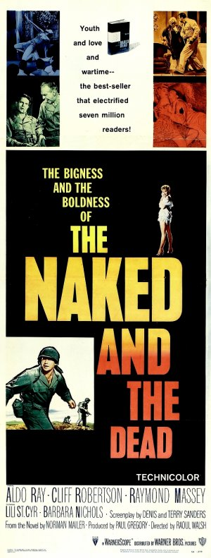 The Naked and the Dead 610x1608