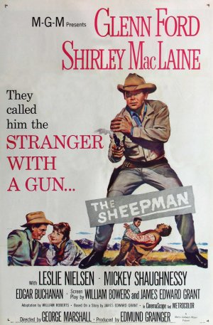 The Sheepman Poster