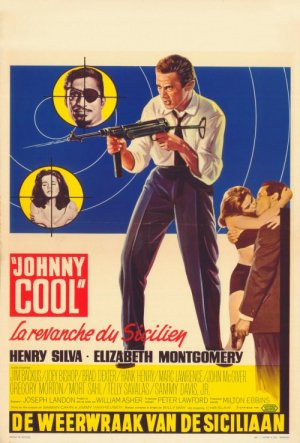Johnny Cool 500x738