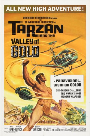 Tarzan and the Valley of Gold 1939x2928
