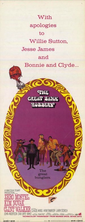 The Great Bank Robbery 480x1243