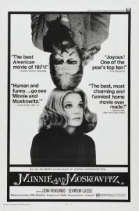 Minnie and Moskowitz poster