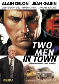 Two Men in Town poster
