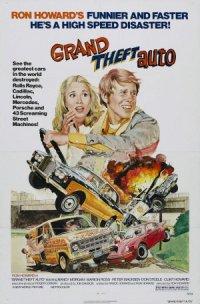 Grand Theft Auto poster