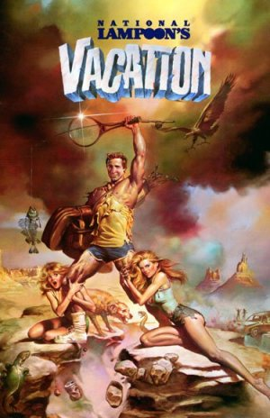 National Lampoon's Vacation 375x580