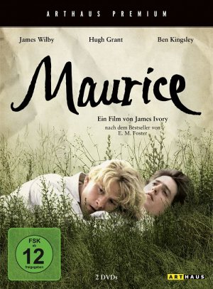 Maurice Dvd cover