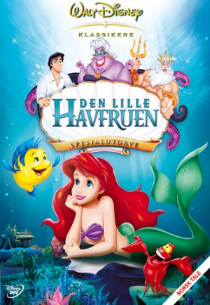 The Little Mermaid 332x480