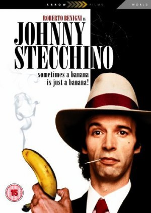 Johnny Stecchino Dvd cover
