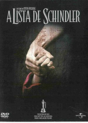 Schindler's List Cover