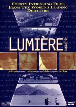 Lumi�re et compagnie Cover