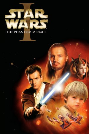 Star Wars: Episodio I - La amenaza fantasma 1000x1500