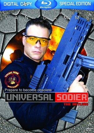 Universal Soldier: The Return 1031x1457