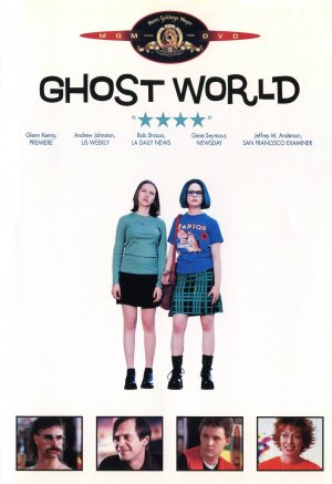 Ghost World Dvd cover