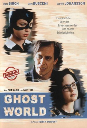 Ghost World Cover
