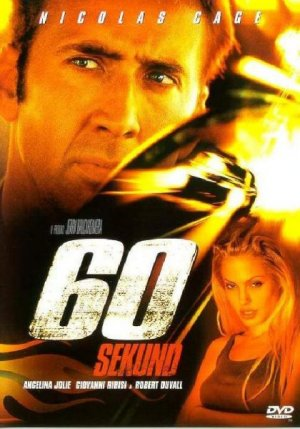 Gone in Sixty Seconds 420x600