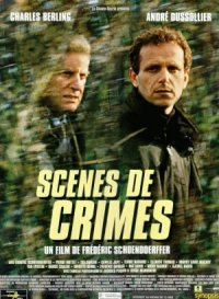 Scènes de crimes poster