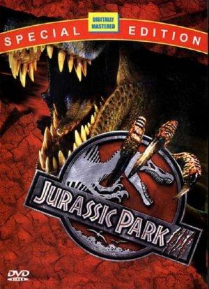 Jurassic Park III 580x800